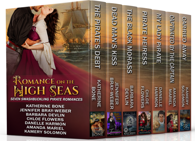 Romance on the High Seas –  Seven Swashbuckling Pirate Romances